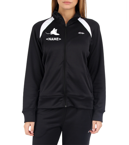 Manta Rays Team Warm Up Jacket - Dolfin Warm Up Jacket