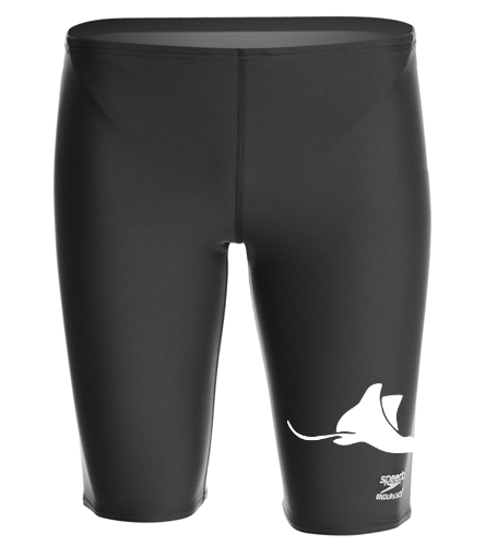 Manta Rays Team Jammer Speedo - Speedo Men's Solid Endurance+ Jammer Swimsuit