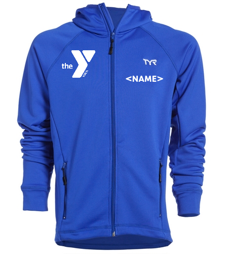 Mens Warm Up - TYR Alliance Victory Male Warm Up Jacket