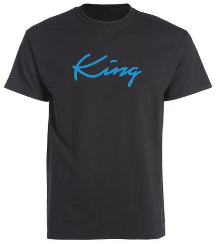 King - SwimOutlet Cotton Unisex Short Sleeve T-Shirt