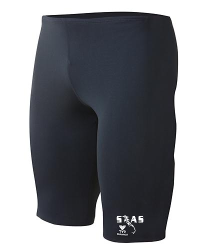 STAS black jammer - TYR Durafast Elite Solid Jammer Swimsuit