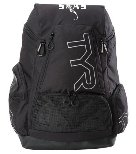 STAS black backpack - TYR Alliance 45L Backpack