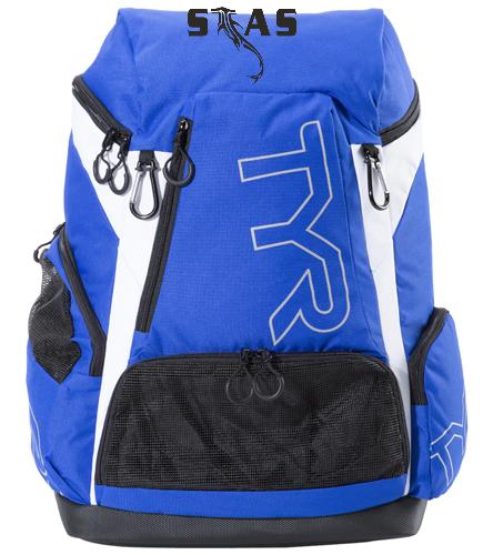 STAS blue backpack  - TYR Alliance 45L Backpack