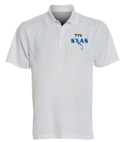 STAS men's polo - TYR Men's Alliance Tech Polo
