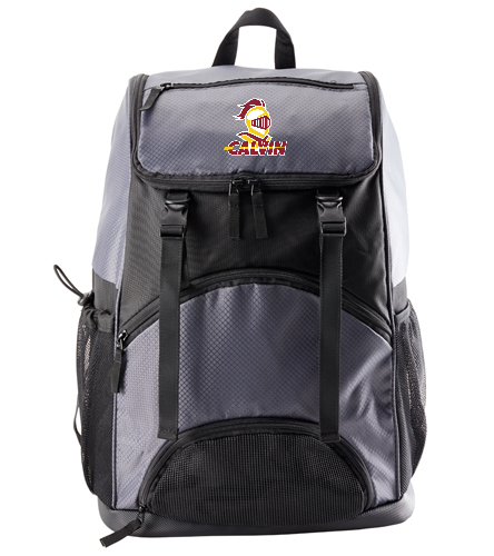 Grey Backpack - Sporti Large Athletic Backpack
