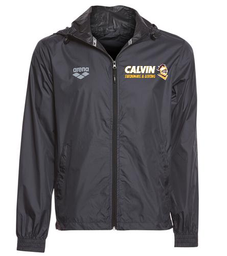Calvin S&D Windbreaker - Arena Unisex Team Line Extra Light Ripstop Windbreaker