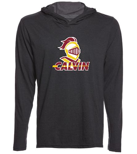 Calvin Lightweight Men's Hoody - SwimOutlet Men's Perfect Long Sleeve Hoodie
