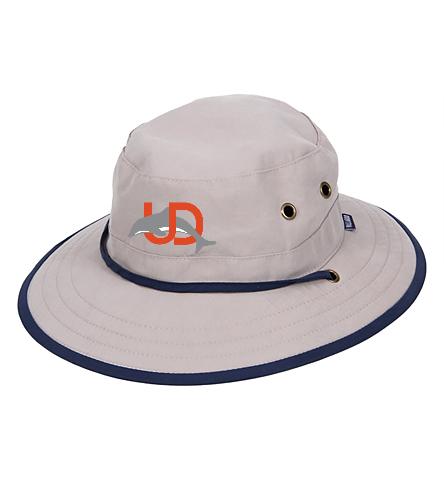 UD Logo Brimmed Hat - Wallaroo Men's Explorer Hat