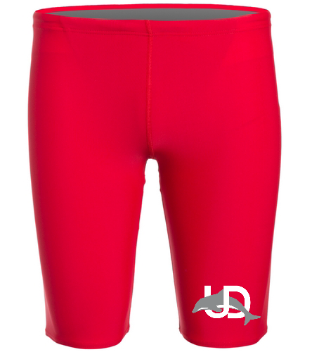 UD Logo Jammer 2 - iSwim Essential Solid Jammer Swimsuit