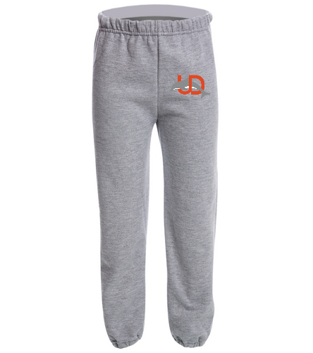 UD Logo Youth Sweatpant - gray - SwimOutlet Heavy Blend Youth Sweatpant