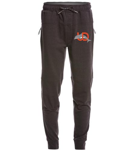 UD Logo Men's Jogger - black - Speedo Men's Jogger Pant