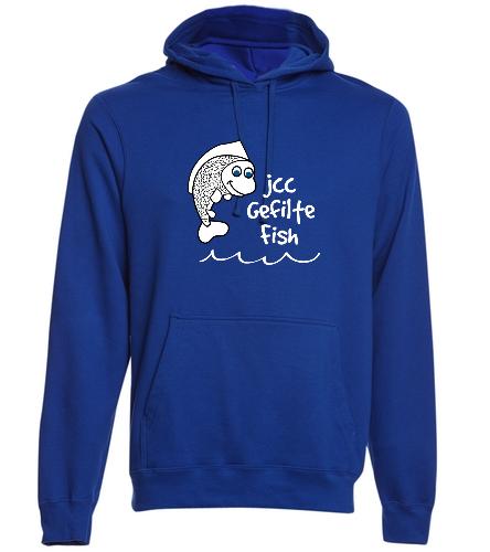 JCC Asheville - SwimOutlet Adult Fan Favorite Fleece Pullover Hooded Sweatshirt