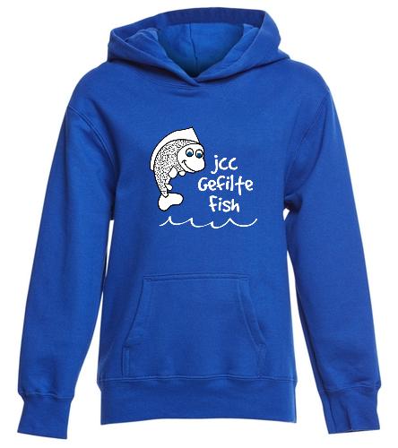 JCC Asheville - SwimOutlet Youth Fan Favorite Fleece Pullover Hooded Sweatshirt