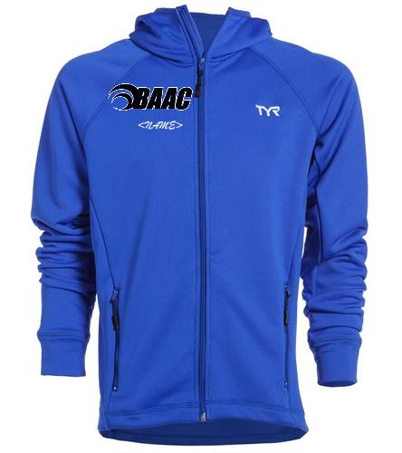 TYR Warm Up Jacket Male - TYR Alliance Victory Male Warm Up Jacket