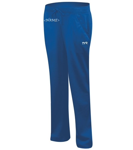 TYR Women's Warm Up Pant - TYR Alliance Victory Women's Warm Up Pant