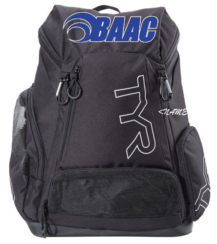 Med. Backpack Black - TYR Alliance 30L Backpack