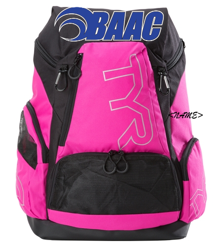 Pink Large Backpack - TYR Alliance 45L Backpack