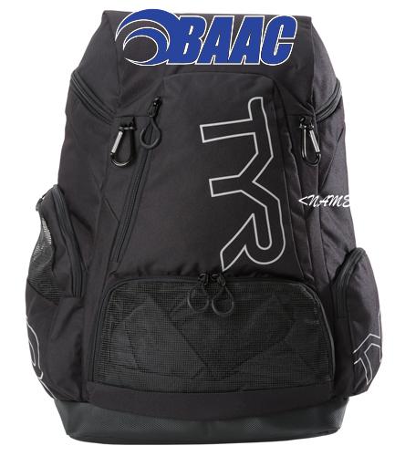 Large Backpack Black - TYR Alliance 45L Backpack