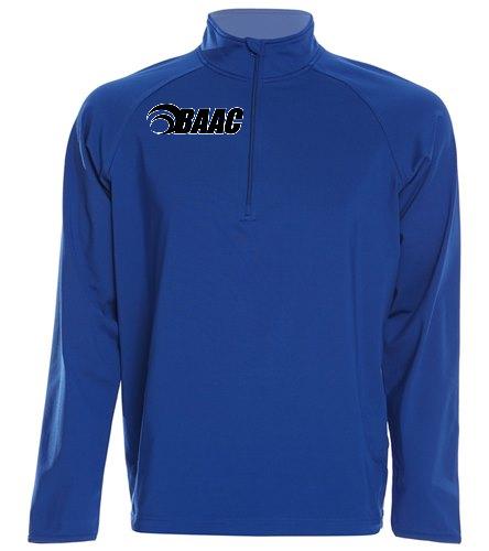 Half-Zip Royal - SwimOutlet Sport-Tek®Sport-Wick® Stretch 1/2-Zip Pullover