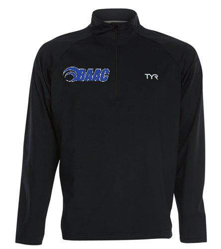 TYR 1/4-zip Men's - TYR Men's Alliance 1/4 Zip Pullover Jacket