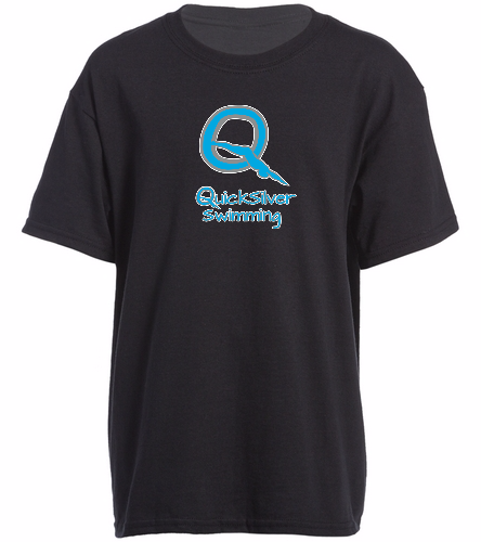 Quicksilver  - SwimOutlet Youth Cotton Crew Neck T-Shirt