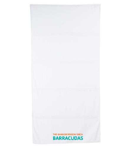 Towel-barracudas - Royal Comfort Terry Velour Beach Towel 32 X 64