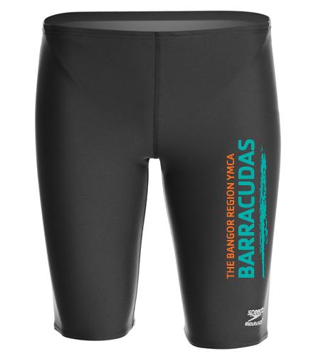 Barracuda - Speedo Men's Solid Endurance+ Jammer Swimsuit