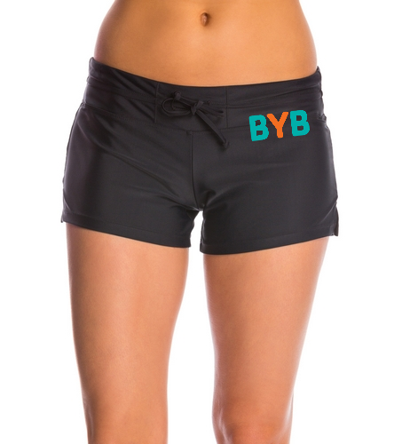 Womens-shorts-BYB-hip - Sporti Active Swim Short Bottom