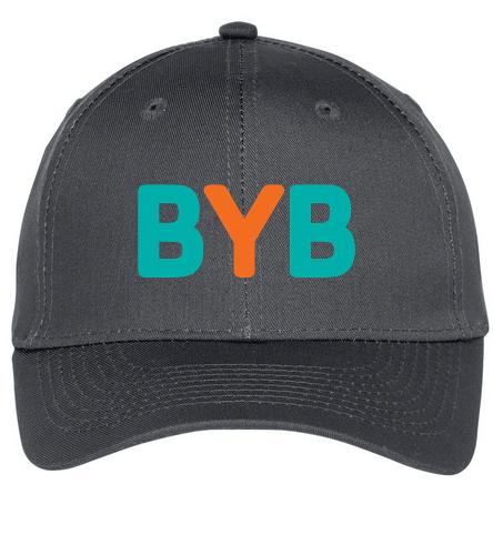 Ballcap-BYB-Y - SwimOutlet Unisex Performance Twill Cap