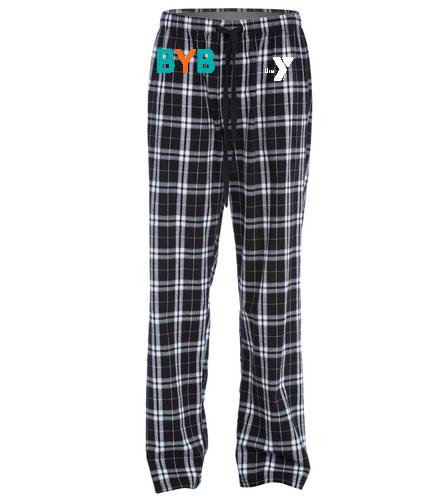 PJ-pants-BYB - SwimOutlet Unisex Flannel Plaid Pant