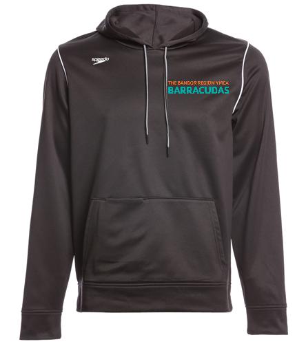 speedo-hoodie-barracudas - Speedo Unisex Pull Over Hoodie Sweatshirt