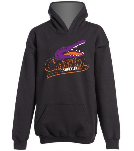 gators - SwimOutlet Youth Heavy Blend Hooded Sweatshirt