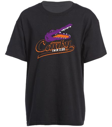 gators - SwimOutlet Youth Cotton Crew Neck T-Shirt