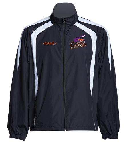 Gators  - SwimOutlet Unisex Warm Up Jacket