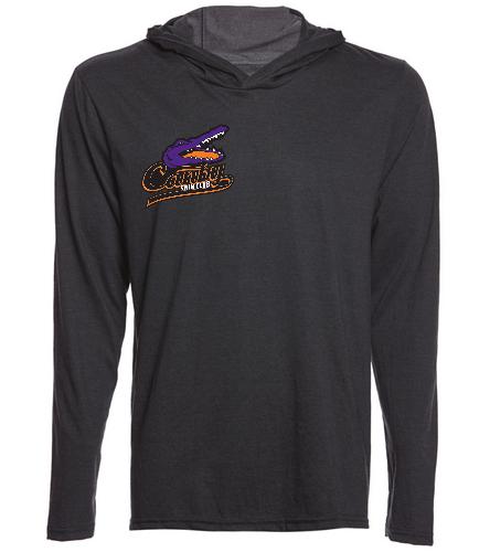 gators - SwimOutlet Men's Perfect Long Sleeve Hoodie