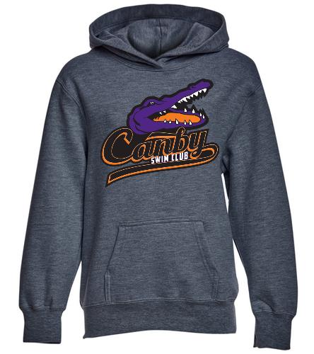 gators - SwimOutlet Youth Fan Favorite Fleece Pullover Hooded Sweatshirt