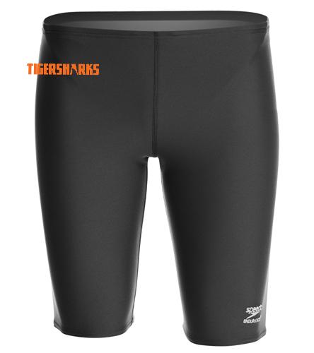 TIGERSHARKS - Speedo Men's Solid Endurance+ Jammer Swimsuit