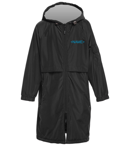 RCR Youth Parka - Sporti Comfort Fleece-Lined Swim Parka Youth