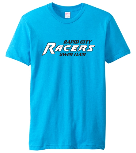 RCR Royal - Swimoutlet Custom Unisex Fitted Crew Neck T-Shirt