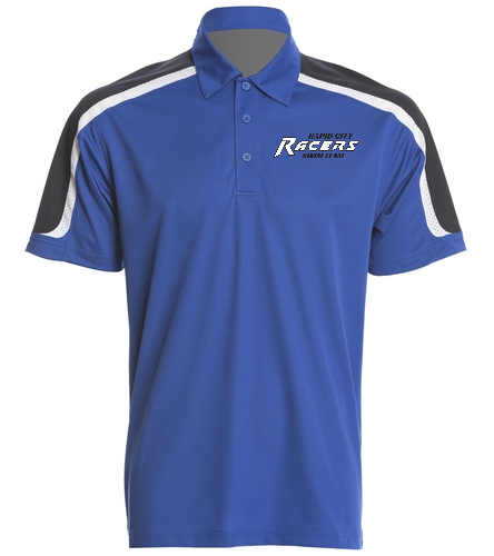 RCR - SwimOutlet Men's Tech Polo