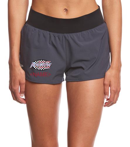 girls shorts rcr - Speedo Women's Team Short
