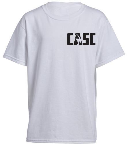 hcywt - SwimOutlet Youth Cotton Crew Neck T-Shirt