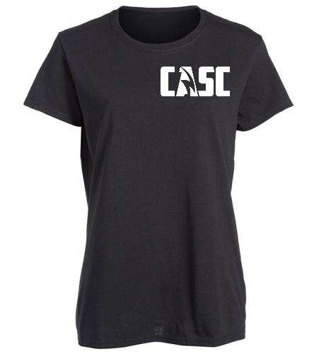 hcmbt - SwimOutlet Women's Cotton Missy Fit T-Shirt