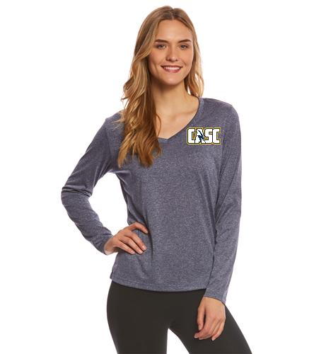 womenshnls - SwimOutlet Women's Long Sleeve Tech T Shirt