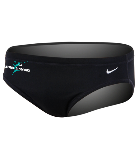 Jupiter Diving Club Team - Mens swim brief - Nike Swim Water Polo Brief