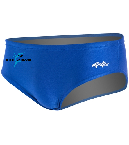 Jupiter Diving Royal Dolfin Xtra Life  - Dolfin Xtra Life Lycra Solid Male Racer Brief Swimsuit