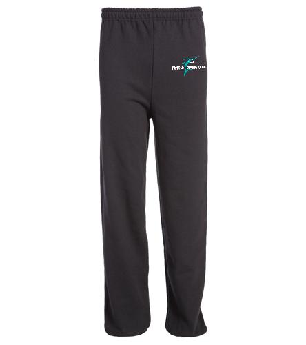 Jupiter Diving Club Adult sweatpants - SwimOutlet Heavy Blend Unisex Adult Sweatpant