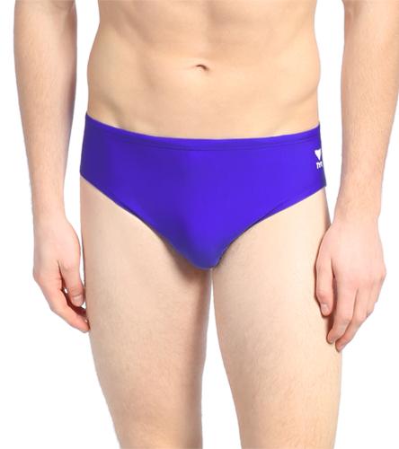 Laurelwood - TYR Men's TYReco Solid Racer Brief Swimsuit