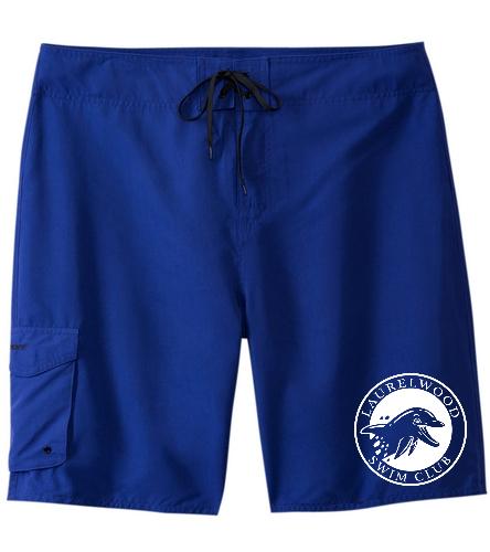Laurelwood Swim Club - Sporti Men's Essential Board Short