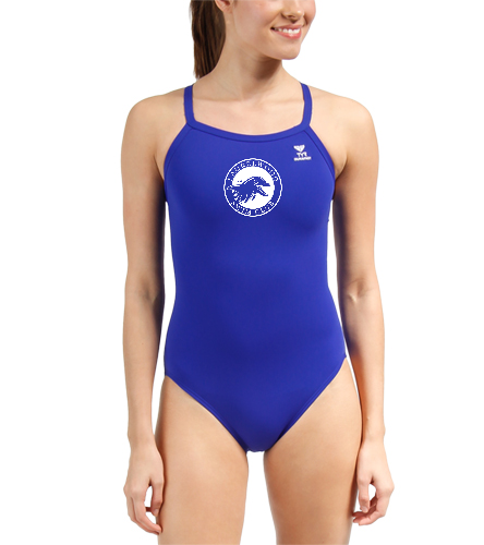 Laurelwood - TYR Durafast Solid Diamondfit One Piece Swimsuit